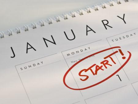 Kako zdravo, pametno in učinkovito začeti z uresničevanjem novoletnih zaobljub?
