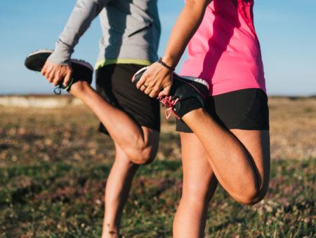 Trening prednjih stegenskih mišic za tekače – športna specifičnost je pomembna