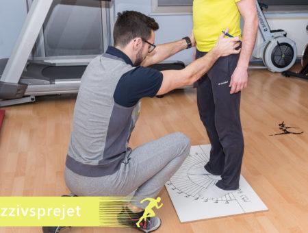 Sprejeli smo izziv – 2.del: Notranja rotacija kolka za učinkovit tekaški odriv!