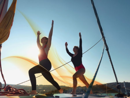 BODY sailing retreat for body and soul from 11th until 17th of May 2019