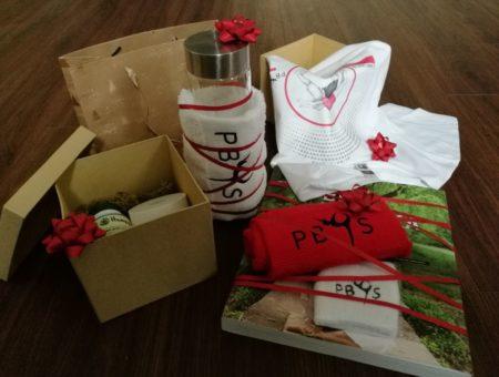 PODARI ZDRAVJE – novoletni paketki za odlično obdarovanje