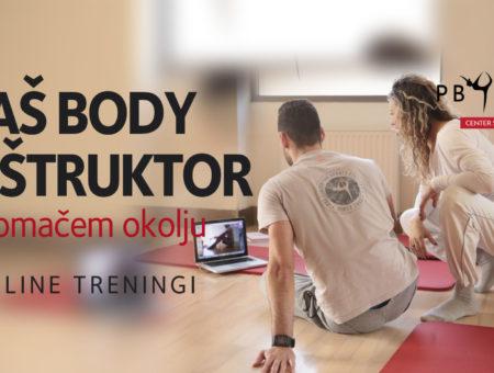 Spletni trening – učinkovit partner pri vašem napredku (termini brezplačnih vadb)